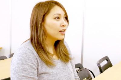 ステップアップのため入学を決めた正看護師を目指している阿部愛鈴さん(27歳)