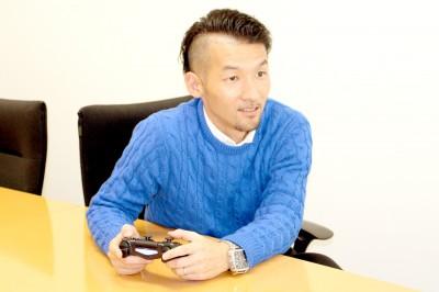 株式会社カプコン CS国内事業統括CS営業推進部プロモーション企画推進室パブリシティチームの岡田聖氏