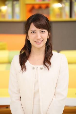 バラエティ番組などで存在感を表す笹崎里菜アナ (C)NTV