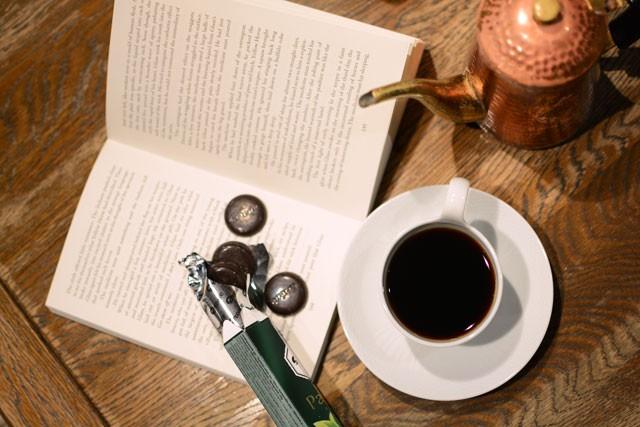 好きな空間で、好きなことをしながら、おいしいコーヒーを楽しむ