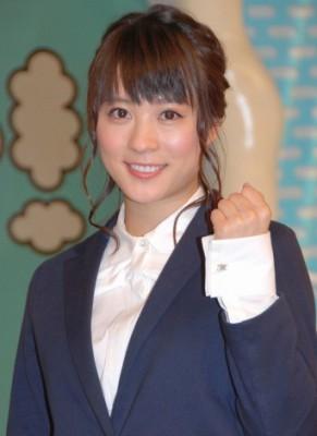 『ZIP!』の総合司会で活躍している女優の北乃きい