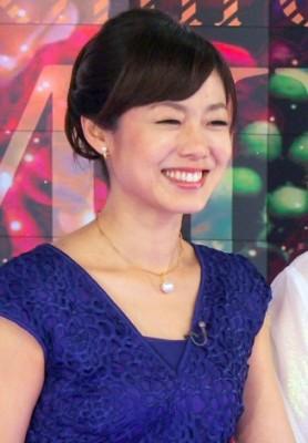 井ノ原快彦と共に6位にランクインした有働由美子アナ