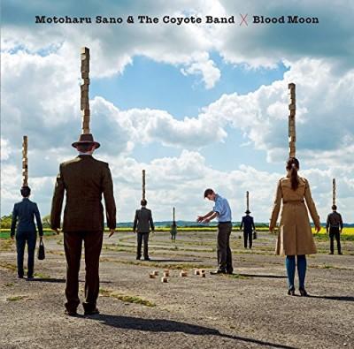 佐野元春 & THE COYOTE BANDの最新アルバム『BLOOD MOON』(2015年8月発売)