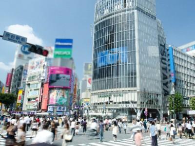 トレンドが集まる街、東京・渋谷