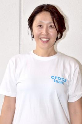 『クロックス・ジャパン合同会社』のマーケティング PR/ブランドコミュニケーションマネージャーの斎藤千洋氏
