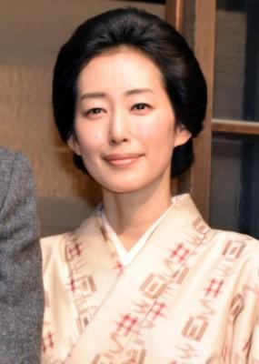 『とと姉ちゃん』で高畑充希の母親役を演じている木村多江 (C)ORICON NewS inc.