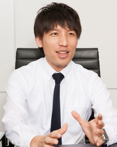 FOX社の代表取締役社長・辻本雅崇氏