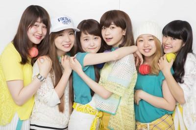 Little Glee Monster(左から)かれん、MAYU、芹奈、manaka、麻珠、アサヒ