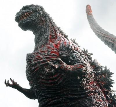 ハリウッド版を含めて史上最大となる全長118.5メートルのフルCGゴジラ