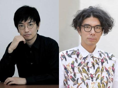 今年、結成20周年を迎えるラーメンズ(左から)小林賢太郎、片桐仁