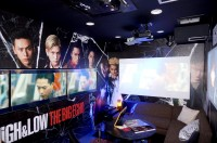 EXILE TRIBE総出演の映画『HiGH&LOW THE MOVIE』の世界観が楽しめるカラオケルームが期間限定オープン!