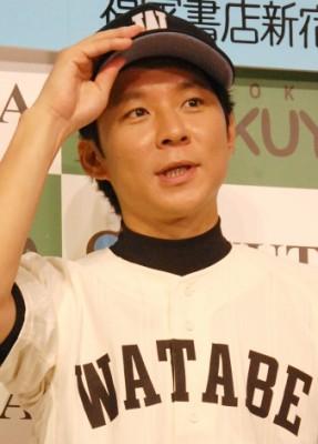 書籍『知識ゼロでも楽しめる熱狂観戦術! ワタベ高校野球の味方です。』(KADOKAWA)の発売記念イベントの模様 (C)ORICON NewS inc.