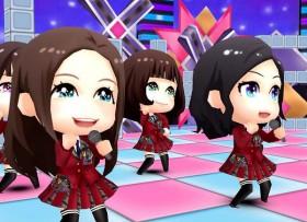 SKE48メンバーで構成された画面
