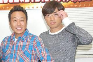 さまぁ〜ずの(左から)三村マサカズ、大竹一樹(C)ORICON NewS inc.