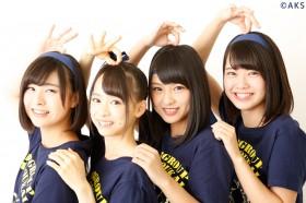 AKB48 Team 8が『公式音ゲー』に参戦! デフォルメキャラを見たメンバーの反応は!?