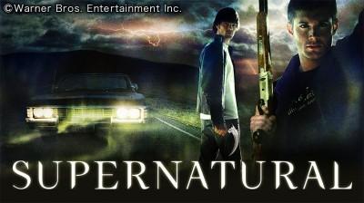 家族や恋人を悪魔に殺された兄弟が的に立ち向かう『スーパーナチュラル』