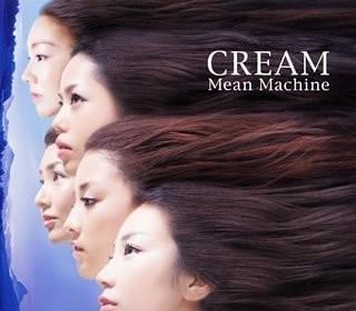 Mean Machineのアルバム『CREAM』のジャケット写真