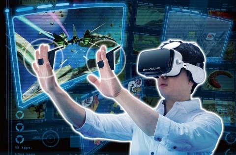 8月末に発売された、メガハウスのVR体験機『BotsNew VR (ボッツニューVR) 』