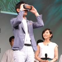 """100年前の明治神宮表参道にタイムトリップ! VRで進化する""""学習スタイル""""を体験!"""
