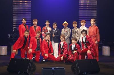 8月に昭和女子大学 人見記念講堂で行われた『演歌男子。LIVE』