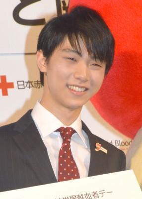 『日本赤十字社 はたちの献血』CMではキャンペーンキャラクターの羽生結弦が曲を口ずさむ仕草が話題に