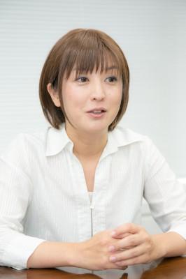 メンタルビジョントレーニングについて語る臨床心理士・松島雅美氏