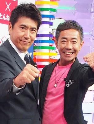 とんねるずの(左から)石橋貴明、木梨憲武 (C)ORICON NewS inc.