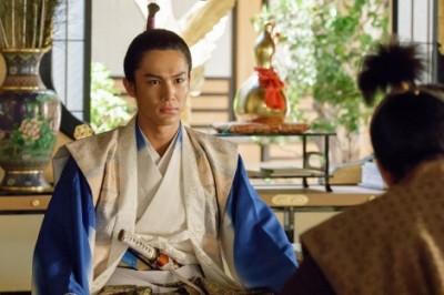 NHK大河ドラマ『真田丸』第40回「幸村」より。凛々しく成長した豊臣秀頼(中川大志)(C)NHK