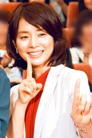 現在ドラマ『逃げるは恥だが役に立つ』(TBS系)でも好演中の石田ゆり子 (C)oricon ME inc.