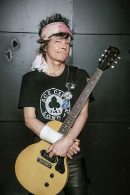 ギター・真島昌利