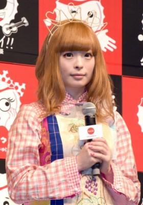 個性的なファッションに定評のある、きゃりーぱみゅぱみゅ(C)ORICON NewS inc.