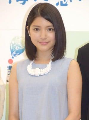 『ZIP!』で総合司会を10月から務めている川島海荷 (C)ORICON NewS inc.