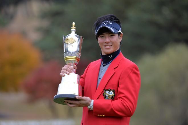 前年優勝者の石川遼選手