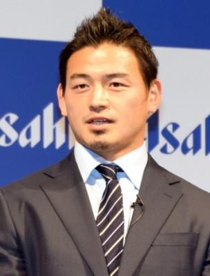 昨年の「五郎丸選手のスクラムトークの夕べ」が好評だった、ラグビーの五郎丸歩選手(C)ORICON NewS inc.