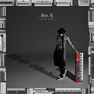 Jun. Kのミニアルバム『NO SHADOW』【初回限定生産盤B】