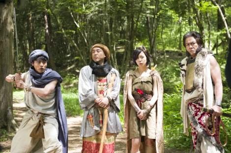 ミュージカル回などの新しさも見せた『勇者ヨシヒコと導かれし七人』(C)「勇者ヨシヒコと導かれし七人」製作委員会