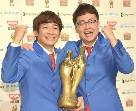 『M-1グランプリ2016』で優勝した銀シャリ