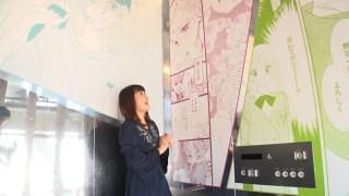 展望シャトルにも「りぼん」の世界が広がる (C)集英社・りぼん (C)TOKYO-SKYTREE