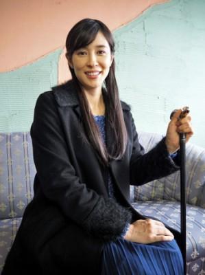 『奪い愛、冬』での怪演が話題の水野美紀 (C)ORICON NewS inc.