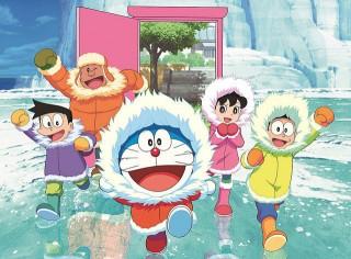 『映画ドラえもん のび太の南極カチコチ大冒険』(シリーズ第37作)