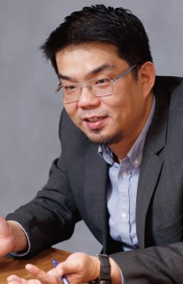 SOZO Pte. Ltd.代表取締役 ショーン・チン氏