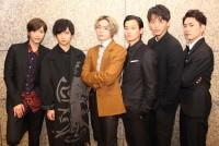 菅田将暉ら『帝一の國』イケメン俳優6人に楽屋で囲まれる360度動画公開