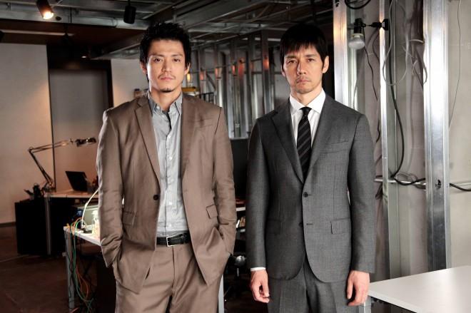 『CRISIS 公安機動捜査隊特捜班』キービジュアル(C)関西テレビ