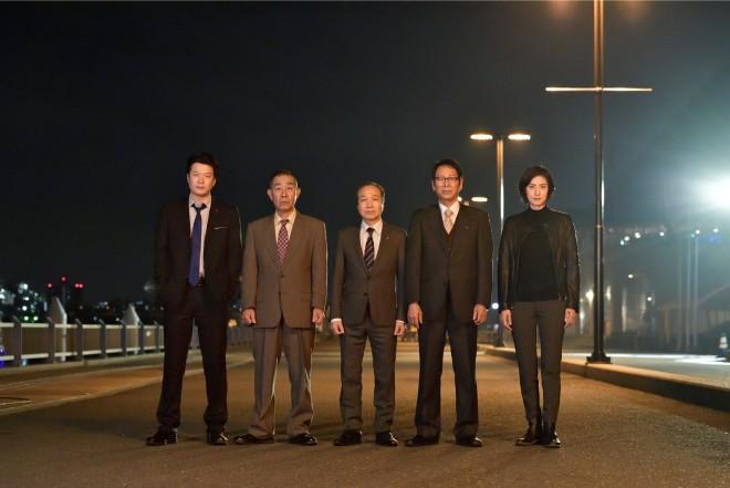 『緊急取調室』第5話より (C)テレビ朝日