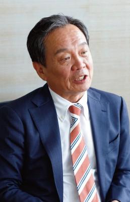 J-WAVE 代表取締役社長 中岡壮生氏