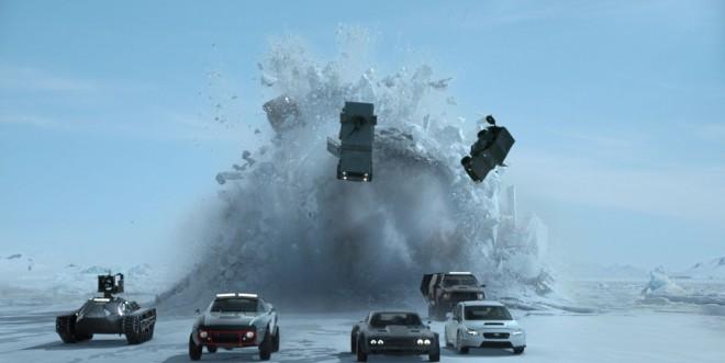 『ワイルド・スピード ICE BREAK』(C)Universal Pictures