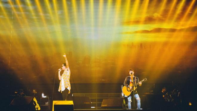 『TIMELESS WORLD』ツアー、さいたまスーパーアリーナ公演