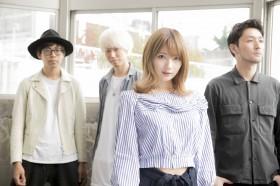 元NMB48・岸野里香がロックバンド・Over The Topでデビュー! 同期の応援に「愛を感じた」