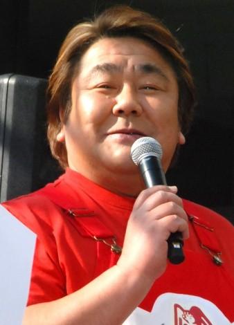 食レポ界を牽引する石塚英彦 (C)ORICON NewS inc.