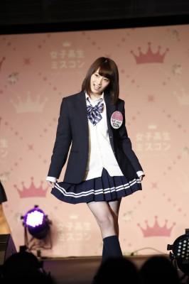 最近の若者言葉について語った、初代女子高生ミスコングランプリ・永井理子